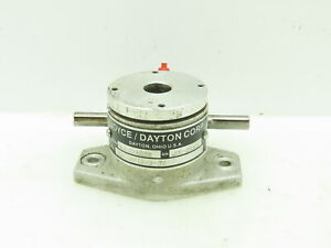 Joyce/Dayton WJ1000-12-UP-T2 Upright Mechanical Worm Screw Actuator 1/2 Ton**