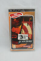 Jeu METAL GEAR SOLID Portable OPS pour PSP (Sony) NEUF sous blister version FR