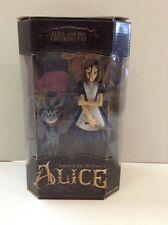 EA Games American McGee Alice in Wonderland Alice figure HAIR IN FACE variant