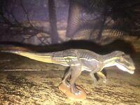 Japan Dinosaur Kaiyodo allosaurus Mini  Figure Super Rare