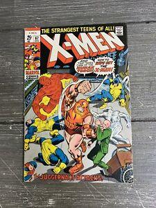 X-Men # 67 (December 1970) Marvel Comics VG+ 4.5