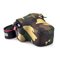 Neoprene Pouch Camera Protection Cover Case Bag for DSLR Camera Nikon Canon Sony