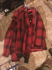 Vintage Wool Hunting Suit.
