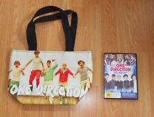One Direction - All For One (DVD, 2012) & Shoulder Bag