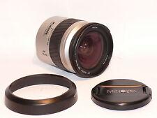Minolta Zoom 28-80 mm 3,5-5,6  auch  Sony Objektiv Vintage Kamera Technik   202