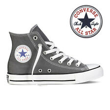 c0bd7ab8c1f8 Mens Converse Chuck Taylor All Star High Top Canvas Fashion Sneaker  Charcoal NEW