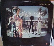 Alpha Band  Statue Makers Of Hollywood Lp