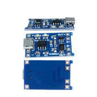 100PCS Lot 5V 1A 5pin Micro USB 18650 Lithium Battery Charger Charging Board