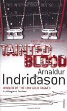 Tainted Blood,Arnaldur Indridason,Bernard Scudder