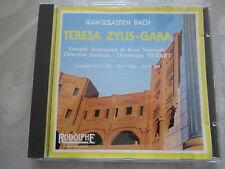 Bach: Cantates BWV 202, 82a, 199 - Teresa Zylis-Gara, Debart - CD no ifpi RARE