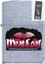 Zippo 207 meat loaf bat wings music Lighter + FLINT PACK