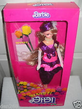 #5479 RARE NRFB Korea Barbie in Pink & Purple Foreign Issued