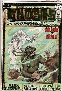 Ghosts #2 (Nov-Dec 1971, DC