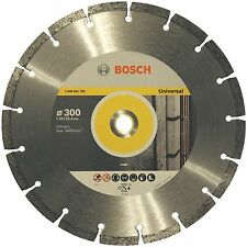 "Bosch de 12 "" 300MM Profesional Universal Diamond Disco De Corte Hoja 2608602796"