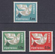 Cept Portugal 948/50 postfrisch ................................................