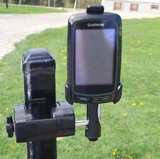 Garmin G6 Approach gps Golf Cart Mount - Stop using the Cup Holder!