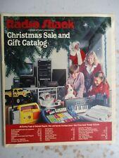 Radio Shack - 1986 Christmas Sale and Gift Catalog
