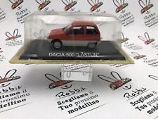 "Die Cast "" Dacia 500 Lastun "" Legendary Cars Scale 1/43"