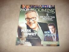 BILL & GLORIA GAITHER PRESENT HOME COMING MAGAZINE JULY/AUGUST 2016