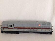 Lionel 1954 Lackawana FM Train Master Diesel Gray Roof #2321