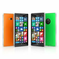 Microsoft Nokia Lumia 830 Windows 8.1 4G LTE GPS WIFI Unlocked Smartphone - 16GB