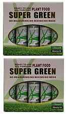 Quality Import 20 Bottles of Super Green Lucky Bamboo Fertilizer Plant Food New