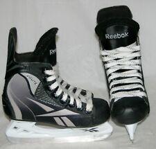 Reebok Fitline 1K Youth Junior Ice Hockey Skates Size 13 J 13J 1 - Euc