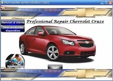 WORKSHOP MANUAL OR REPAIR MANUAL CHEVROLET CRUZE 2010 - 2011