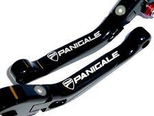 Ducati 1199 Panigale 2012-2015 BRAKE & CLUTCH FOLDING LEVERS SET ROAD TRACK