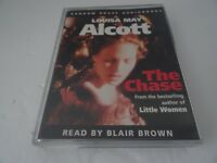 Louisa May Alcott The Chase Read Blair Brown Audio Book Cassette Tapes Tested