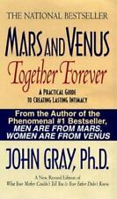 Mars and Venus Together Forever - John Gray - PB - Free Shipping