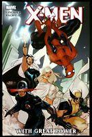 X-Men XMEN; with Great Power - TPB (MARVEL Comics)