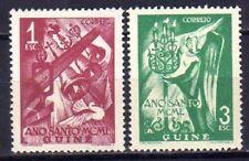 Portuguese Guinea sc#273-274 (1950) Holy Year full set OG MNH**