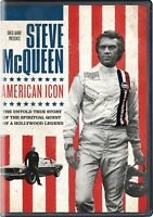 Steve McQueen American Icon (Special Limited Edition DVD 2017)Ships in 12 hrs!!!