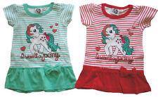 Baby-T-Shirts & -Tops aus 100% Baumwolle für Mädchen mit Zeichentrick/Spaßmotiv