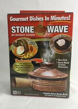 Stone Wave Microwave Cooker As Seen on TV!