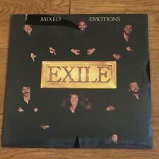 "Exile: ""Mixed Emotions"" - FACTORY-SEALED LP - Warner Bros (BSK 3205), 1978!"
