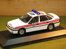 Vanguards VA13104 Vauxhall Cavalier MK3 2.0 16V in White Ltd Edition no13 1/43rd
