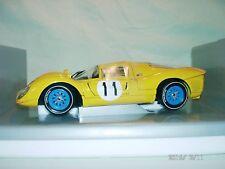 1:18 Eagle's Race Jouef Evolution Ferrari 330 P4 '67 #11 SPA Francorchamps