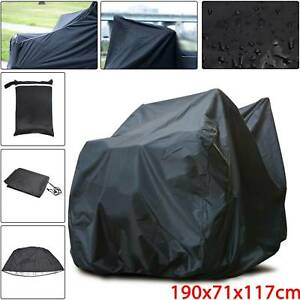 190x71x117cm Protector Waterproof Cover Scooter Storage Shelter Rain Cover UV