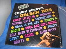 Chuck Berry Golden Hits LP Mercury SR 61103 SHRINKWRAP[INV-21]