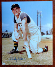 Rocky Nelson Signed 8X10 Photo Autograph Pittsburgh Pirates JSA Pre-Certified