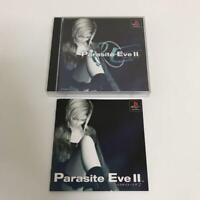 PlayStation Parasite Eve 2 II Japan PS1