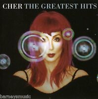 CHER ( NEW SEALED CD ) THE GREATEST HITS / VERY BEST OF ( BELIEVE )