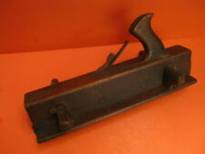 H.S.MORRIS ANTIQUE WOOD PLANE PLANERS WOODWORK MOLDING TOOL (18)