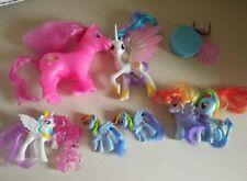 My Little Pony Lot 1980s Rainbow Dash Accessories