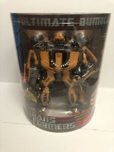 NEW Animatronic Ultimate BUMBLEBEE Transformers Exclusive With Titanium Figure