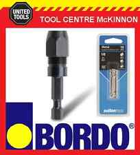 """BORDO ¼"""" HEX 1/8"""" SNAPPY STYLE BIT ADAPTOR / HOLDER WITH 10 x SUTTON #30 BITS"""