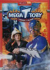 Mega Mindy : Mega Toby in vuur en vlam (DVD)