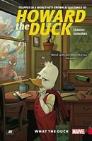 Howard the Duck Volume 0: What the Duck?, Joe Quinones, Chip Zdarsky, Excellent